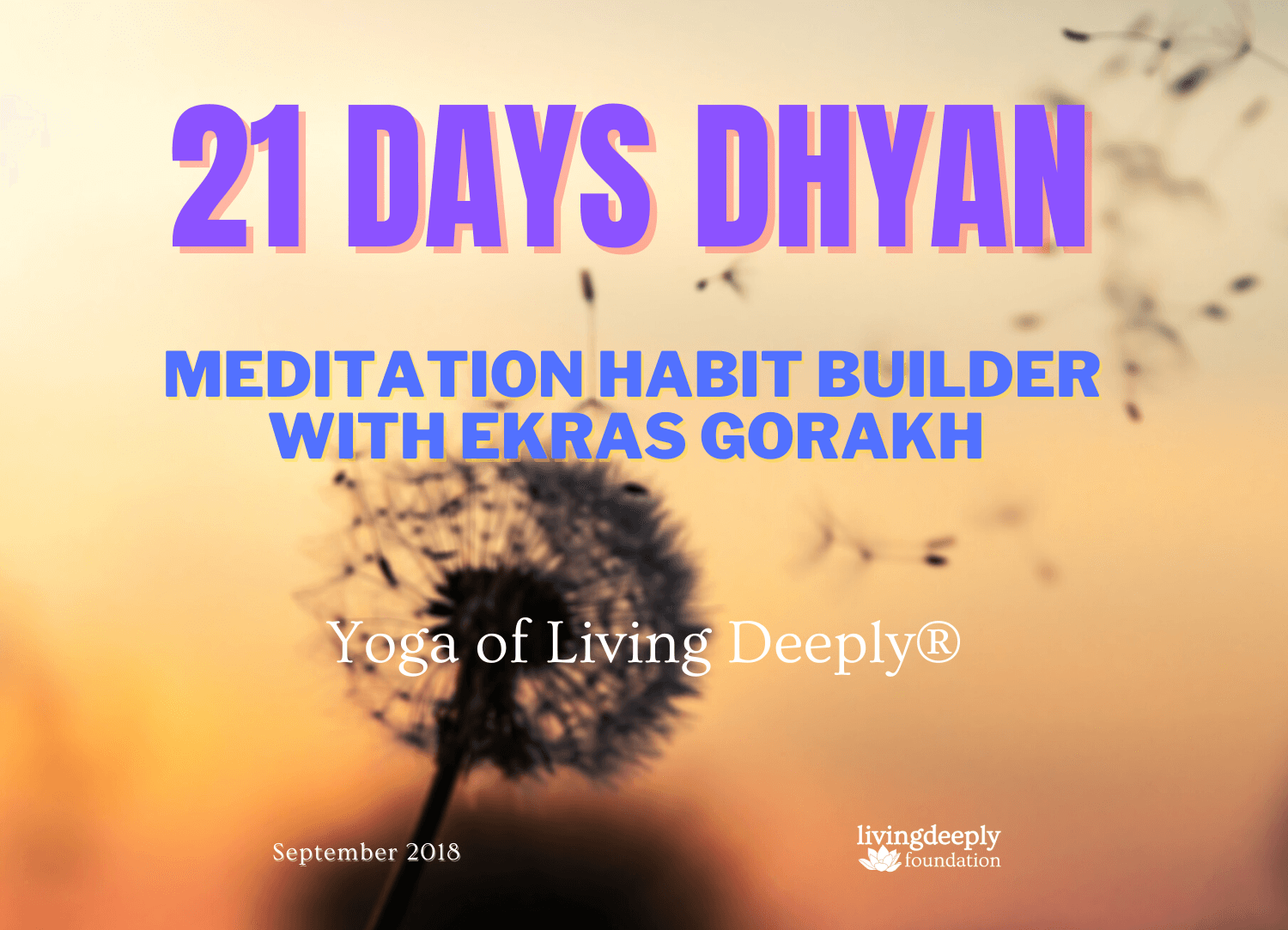 21 Days Dhyan